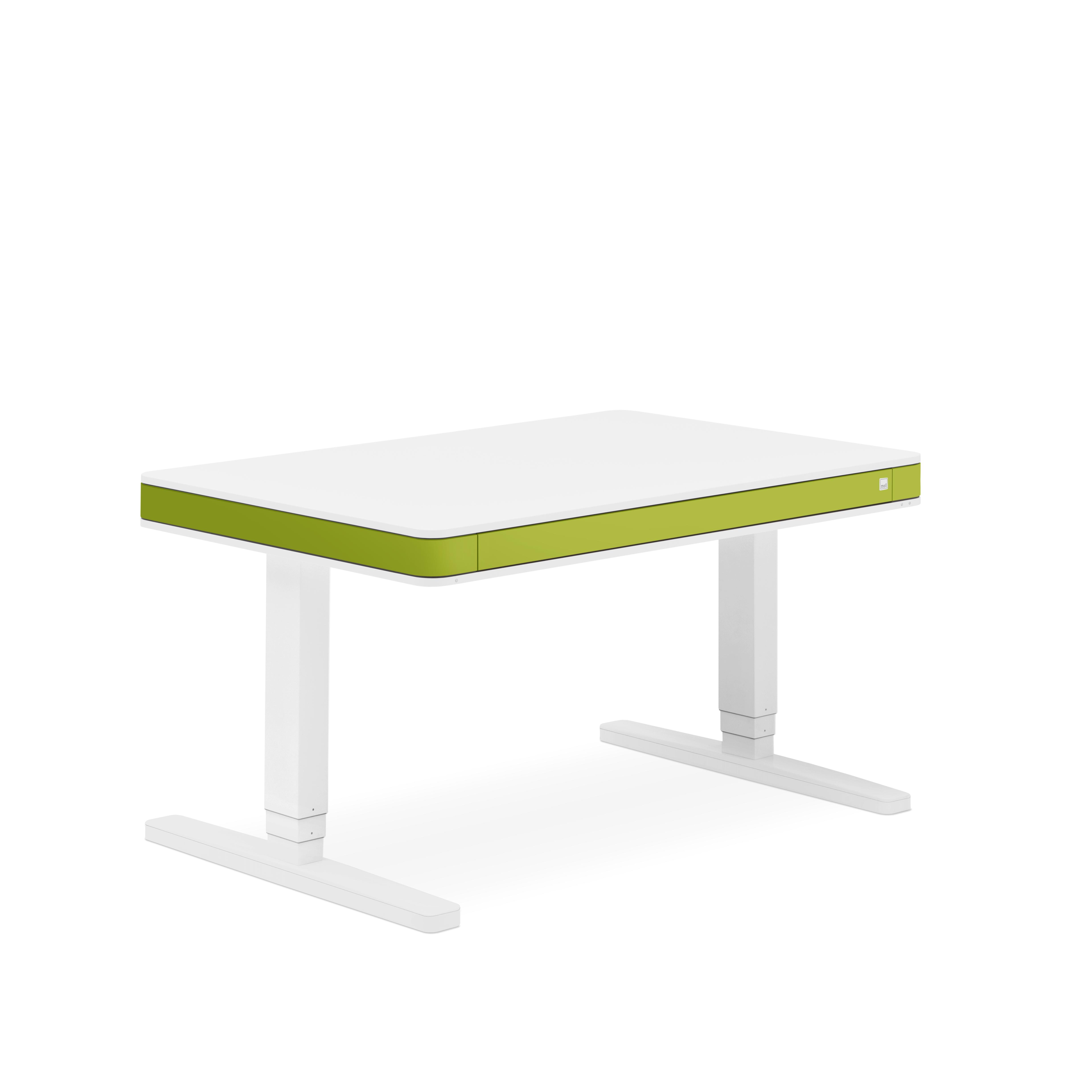 birou ergonomic T7 - may green