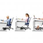 birou ergonomic pentru copii Joker