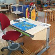 birou ergonomic copii Winner Classic, scaun ergonomic copii Maximo